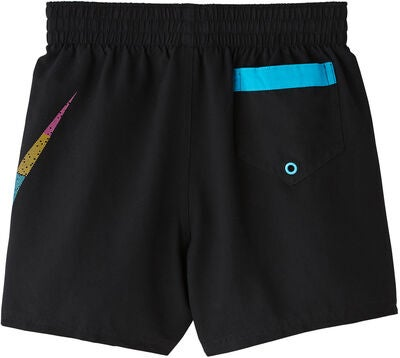 Nike Swim Mash Up Breaker Uimahousut, Black