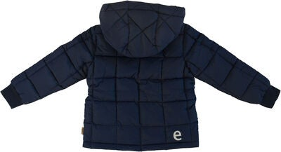 Ebbe Dane Quilted Talvitakki, Deep Lake Blue