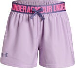 Under Armour Play Up Shortsit, Purple Ace