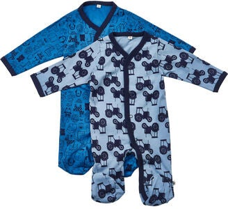 Pippi Pyjamat, Blue