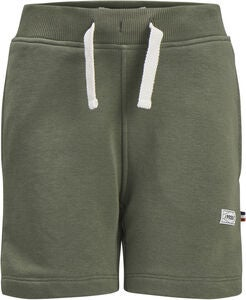 PRODUKT Sweat Shortsit, Dusty Olive