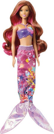 Barbie Dolphin Magic Nukke Merenneito