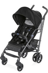 Chicco Liteway³ Lastenrattaat, Jet Black
