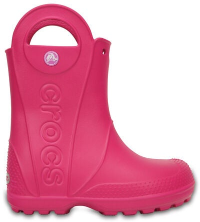 Crocs Kids Handle It Kumisaappaat, Candy Pink