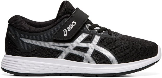 Asics Patriot 11 PS Lenkkarit, Black/Silver