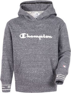 Champion Kids Huppari, New Charcoal Grey Melange Dark