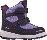 Viking Toasty II GTX Talvikengät, Aubergine/Purple