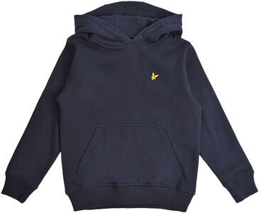 Lyle & Scott Junior Classic OTH Huppari, Fleece Navy Blazer
