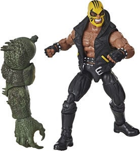 Marvel Build-A-Figure Abomination Figuuri Marvel's Rage