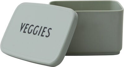 Design Letters Snackbox, Green