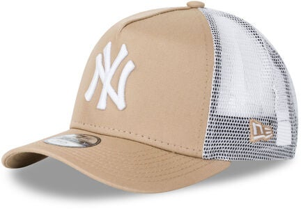 New Era League Essential TRUCK KIDS NE Lippalakki, Camel/Optic White