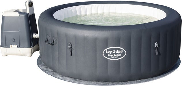 Bestway Lay-Z-Spa Pool Palm Springs HydroJet