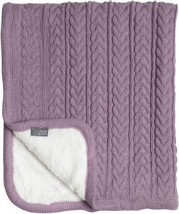 Vinter & Bloom Cuddly Viltti, Soft Pink