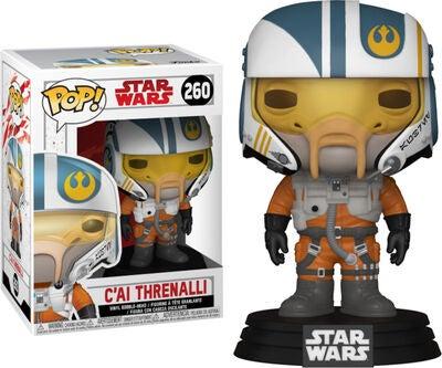 POP! Star Wars The Last Jedi Keräilyhahmo C'Ai Threnalli