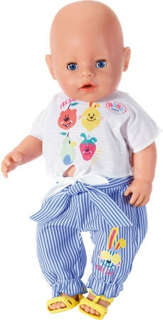 Baby Born Nukenvaatteet Holiday Fashion Spring, 43 cm