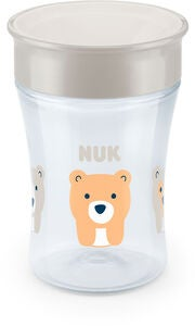 NUK Evolution Magic Cup, Neutral