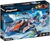 Playmobil 70230 Spy Team Komentovaunu+D85