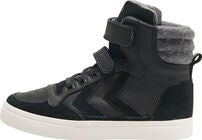 Hummel Stadil Winter High Jr Tennarit, Black