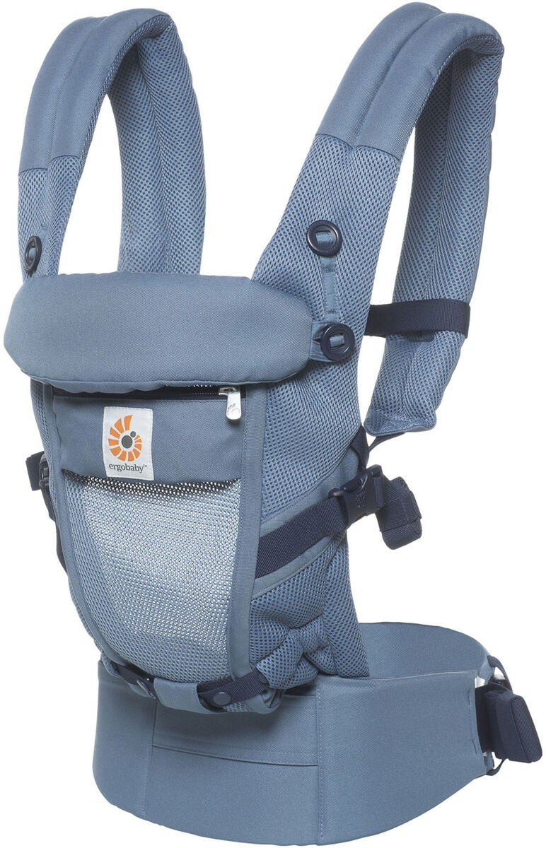 Ergobaby Adapt Cool Air Mesh Kantoreppu, Oxford Blue