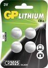 GP Nappiparistot Litium CR2032 4-pack