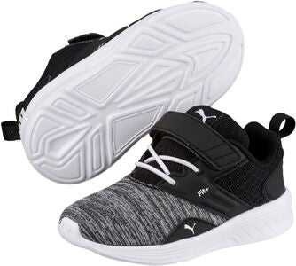 Puma Comet V INF Tennarit, White/Black