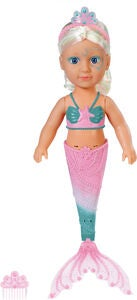 Baby Born Nukke Little Sister Mermaid, 46 cm