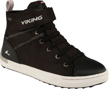 Viking Skien MID GTX Tennarit, Black/White