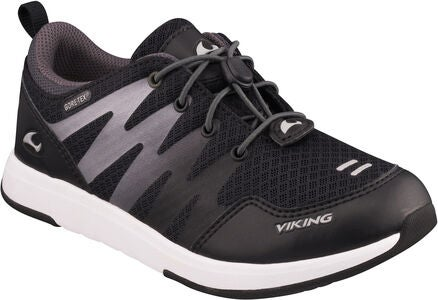 Viking Bislett II GTX Tennarit, Black/Charcoal