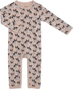 Petit by Sofie Schnoor Jumpsuit, French Bulldog
