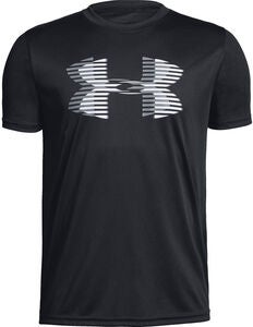 Under Armour Tech Big Logo Solid Tee Treenipaita, Black