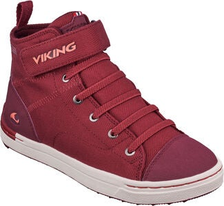 Viking Skien MID GTX Tennarit, Wine/Coral