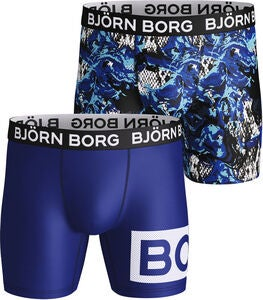 Björn Borg Alushousut 2-pack, Surf The Web