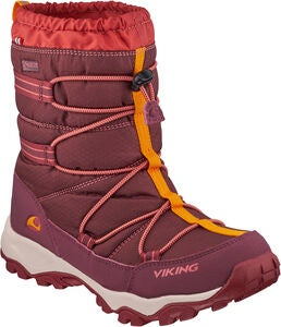 Viking Tofte GTX Kengät, Wine/Dark Red