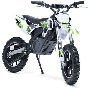Impulse Electric Dirt Bike 24V, Vihreä
