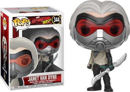 POP! Marvel Ant-Man And The Wasp Keräilyhahmo Janet Van Dyne