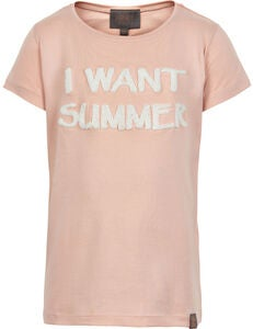 Creamie Summer T-paita, Rose Smoke