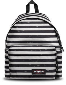 Eastpak Padded Pak'r Reppu, Stripe-It-Black