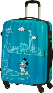 American Tourister Alfatwist Spinner Matkalaukku 62.5L, Take Me Away Mickey NYC