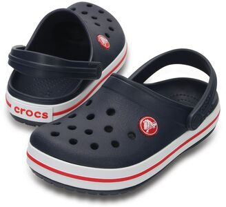 Crocs Clog Crocband, Navy/Red
