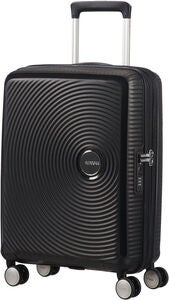 American Tourister Soundbox Spinner Matkalaukku 35.5L, Bass Black