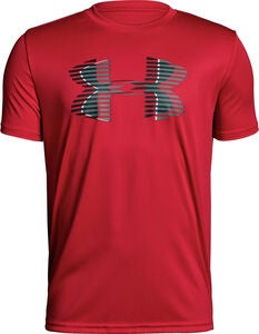 Under Armour Tech Big Logo Solid Tee Treenipaita, Red