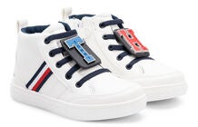 Tommy Hilfiger High Top Kengät, White
