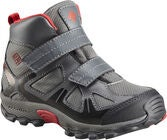 Columbia Children's Peakfreak Kengät, Grey/Red