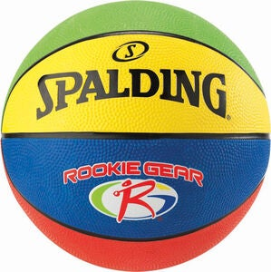 Spalding JR NBA Rookie Gear out Koripallo