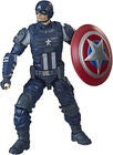 Marvel Build-A-Figure Abomination Figuuri Captain America