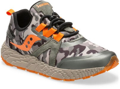 Saucony S-Voxel 9000 Lenkkarit, Camo Orange