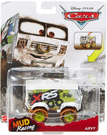 Disney Cars XRS Mud Racing Leluauto, Arvy