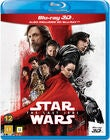 Star Wars The Last Jedi Blu-Ray 2D + 3D