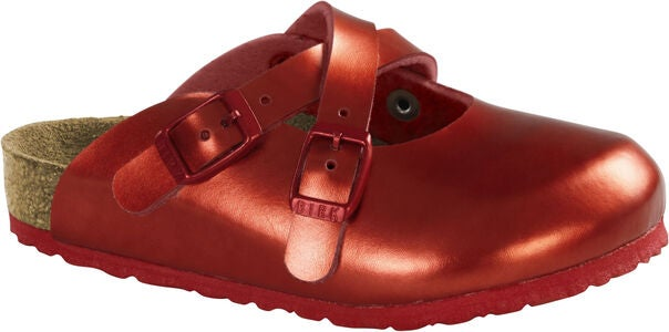 Birkenstock Dorian Kids Sandaalit, Metallic Red