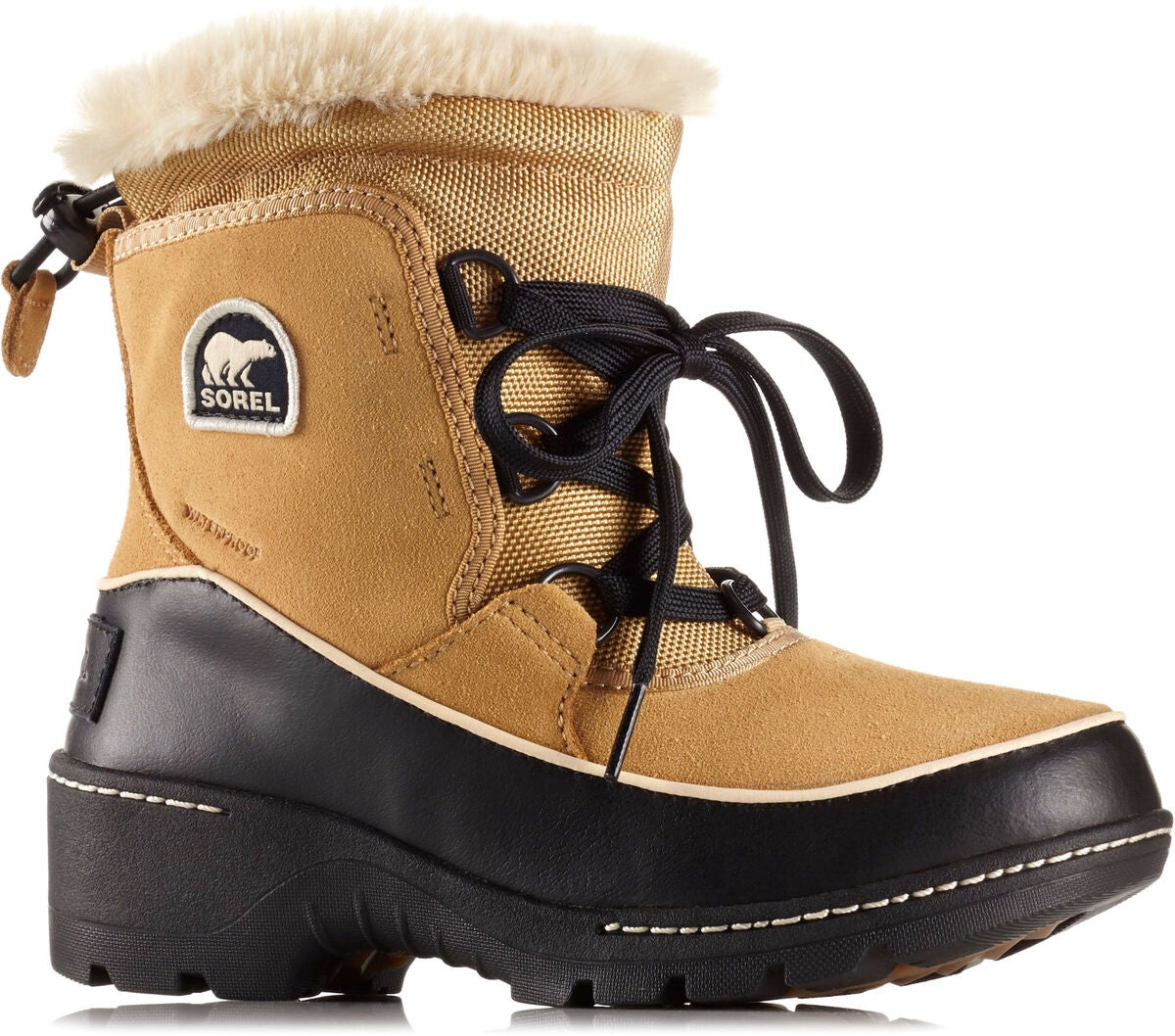 Sorel Youth Torino III Talvikengät, Curry/Black